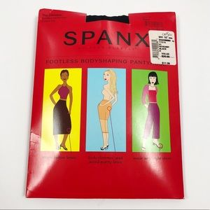 Spanx The Original Footless Pantyhose Control Top